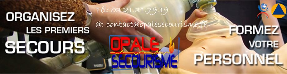 OPALE SECOURISME